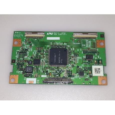 PLACA T-CON BOARD TV TOSHIBA 32C3530D MDK 336V-0