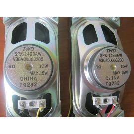 SET DE ALTAVOCES BUZZERS TV TOSHIBA 32C3530D SPK-1493AW V30A00003200