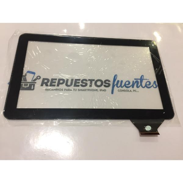 PANTALLA TACTIL PARA TABLET CTP-0336-B  C159257B1 DRFPC118T-V2 - NEGRA