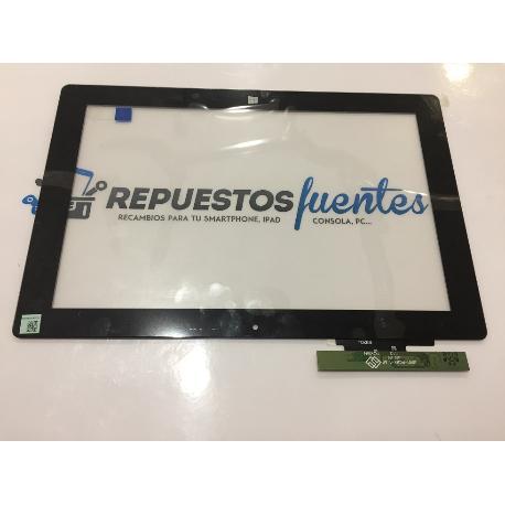 PANTALLA TACTIL PARA TABLET RAMOS I10 PRO 10A01-FPC-1 A1 - NEGRA