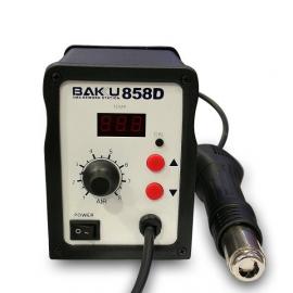 Estación de soldadura por aire caliente BAKU 858D