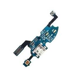 Flex Conector Carga Micro Usb Samsung I9195 LTE Galaxy S4 Mini