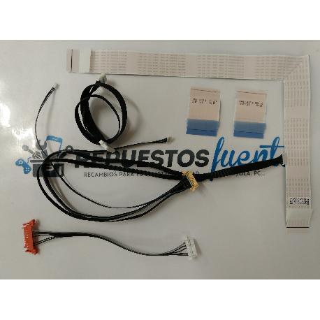 SET DE CABLE TV SAMSUNG UE55J6300AW