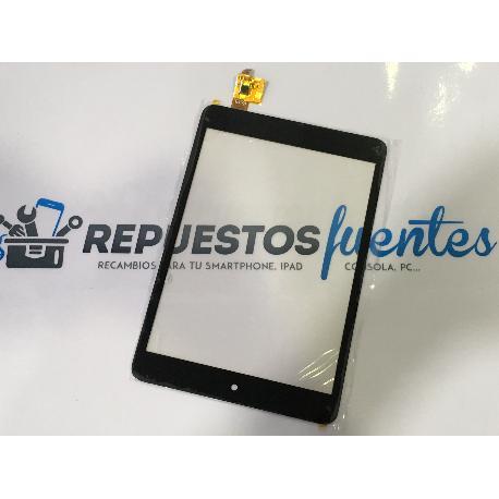 PANTALLA TACTIL UNIVERSAL DE TABLET 8 PULGADAS - 300-L4541B-B00 - NEGRA