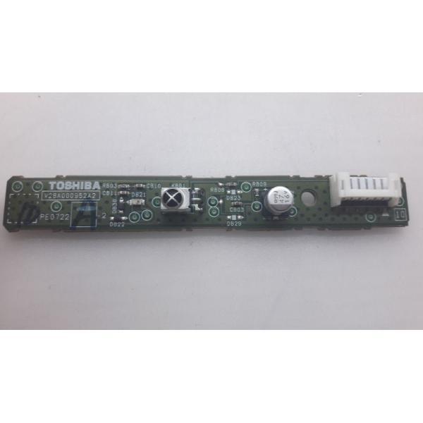 PLACA IR TV TOSHIBA 32XV635D PE0722 V28A000952A2