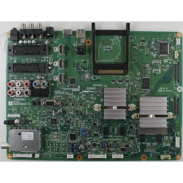 PLACA BASE MAIN BOARD TV TOSHIBA 32XV635D PE0693 V28A000966B1