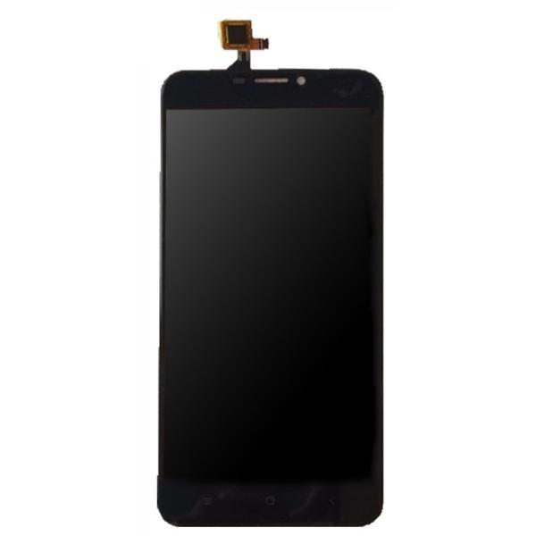 PANTALLA LCD DISPLAY + TACTIL PARA OUKITEL U20 PLUS - NEGRA