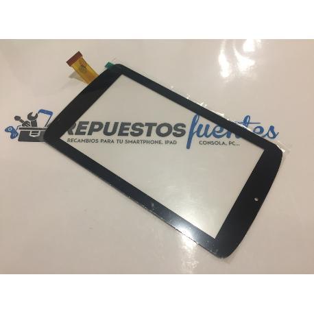 """PANTALLA TACTIL PARA TABLET 7"""" GROWING GTQ718  GT70XHD - NEGRA"""