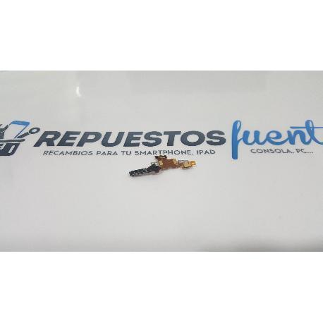 FLEX SENSOR + MICREOFONO ORIGINAL PARA MEIZU MX4 - RECUPERADO