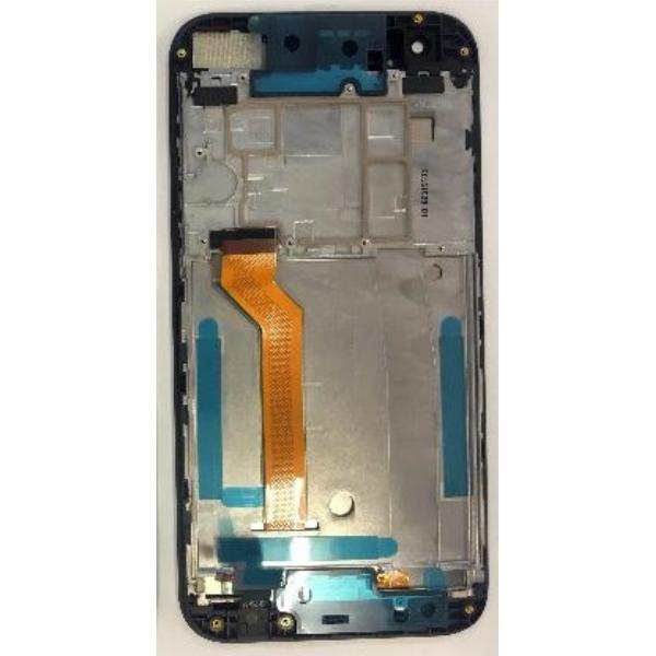PANTALLA LCD DISPLAY + TACTIL CON MARCO PARA HTC DESIRE 830 - NEGRA