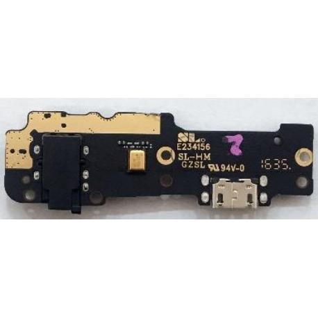 MODULO CONECTOR DE CARGA + MICROFONO PARA MEIZU M3 MAX