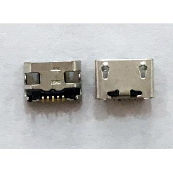 CONECTOR DE CARGA MICRO USB PARA LG K120E K4 LTE 4G
