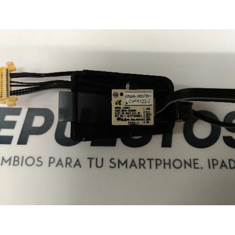 BOTON DE ENCENDIDO Y RECEPTOR IR TV SAMSUNG UE48J5200AW BN96-36076H