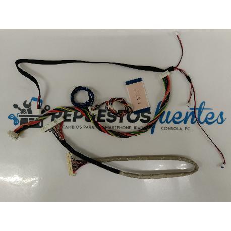 SET DE CABLES TV PHILIPS 33PHH4100/88