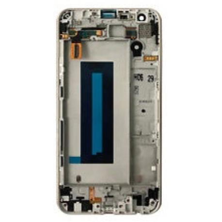PANTALLA LCD DISPLAY + TACTIL CON MARCO PARA LG K580 X-CAM - ORO