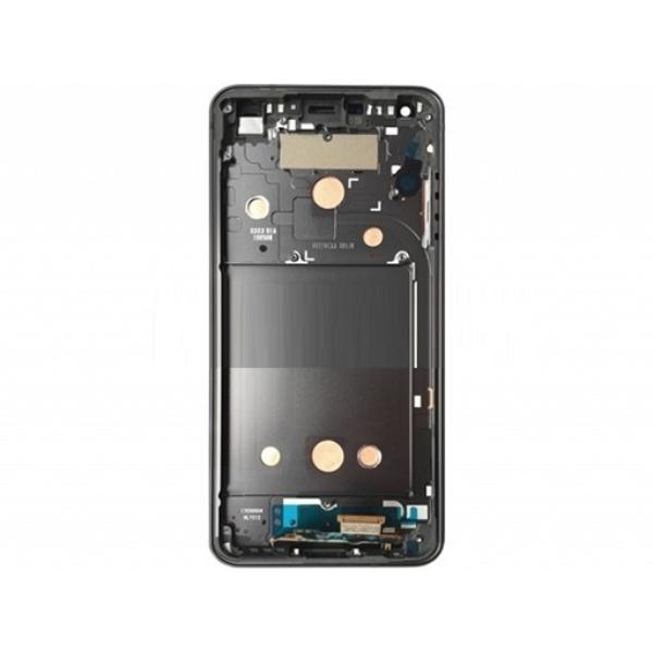PANTALLA LCD DISPLAY + TACTIL CON MARCO PARA LG G6 H870 - NEGRA
