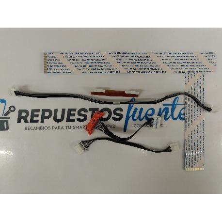 SET DE CABLES TV SAMSUNG UE43J4100AW