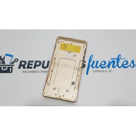 TAPA TRASERA DE BATERIA PARA ASUS ZENFONE 3 DELUXE ZS570KL - ORO