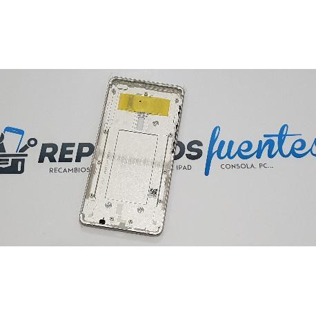 TAPA TRASERA DE BATERIA PARA ASUS ZENFONE 3 DELUXE ZS570KL - GRIS