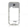 Carcasa Trasera Con Lente de Camara Original Samsung Galaxy S4 Mini I9195 Blanca
