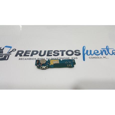 MODULO CONECTOR DE CARGA ORIGINAL PARA ZTE BLADE A310 A462 - RECUPERADO