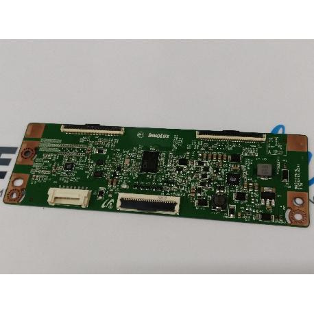 PLACA T-CON BOARD TV SAMSUNG UE58J5200AW INNOLUX E22203415122501