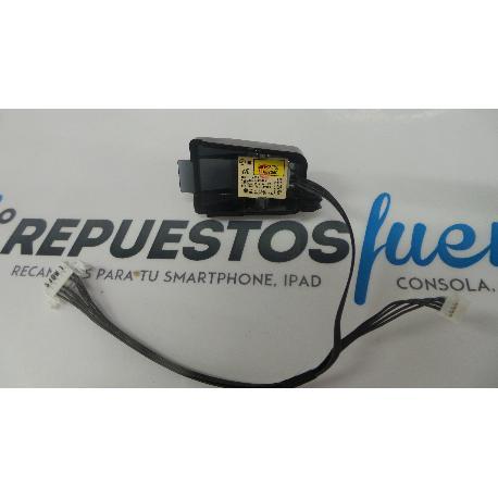 BOTON DE ENCENDIDO Y SENSOR IR TV SAMSUNG UE32J5200AW BN96-36076C
