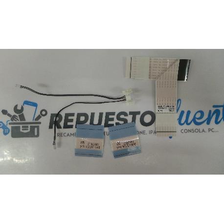 SET DE CABLES TV SAMSUNG UE32J5200AW