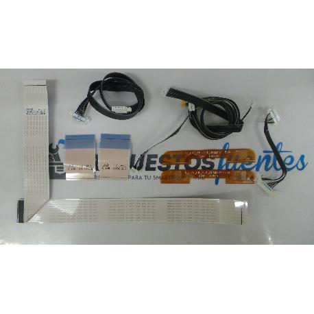 SET DE CABLES TV SAMSUNG UE48J6302AK CURVED