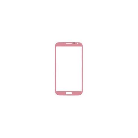 Samsung Galaxy NOTE 2 N7100 Cristal Rosa Gorilla Glass