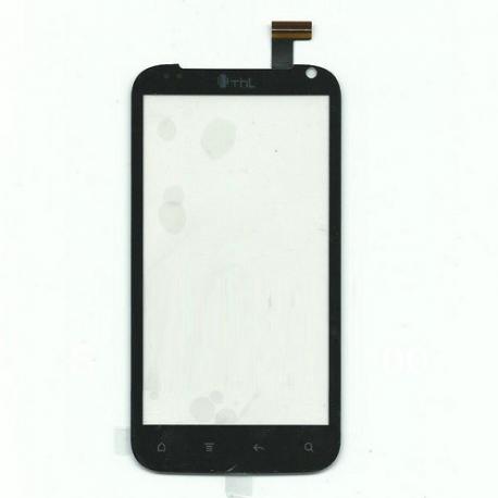 Pantalla Tactil Original THL Mobile W6 Negra