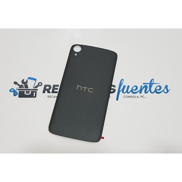 TAPA TRASERA DE BATERIA PARA HTC DESIRE 828 - NEGRA