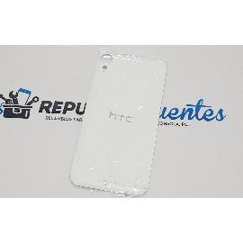 TAPA TRASERA DE BATERIA PARA HTC DESIRE 830 - BLANCA