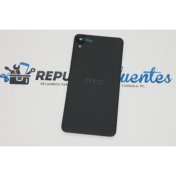 TAPA TRASERA DE BATERIA PARA HTC DESIRE 825 - NEGRA