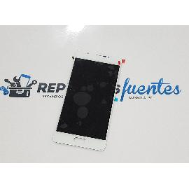 PANTALLA LCD DISPLAY + TACTIL PARA WIKO U FEEL PRIME - BLANCA