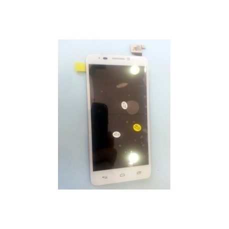Pantalla lcd + tactil Original Alcatel One Touch 6030D 6030 ORANGE SAN REMO Blanca