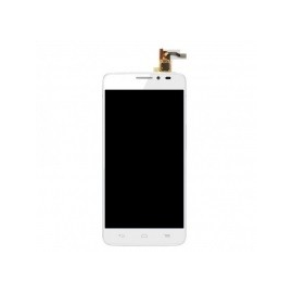 Repuesto pantalla Lcd + tactil Original Alcatel One Touch Idol X OT-6040 Blanca