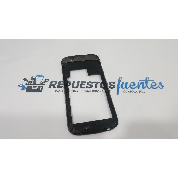 CARCASA INTERMEDIA ORIGINAL PARA GROWING Z4+ GMQ50Z4+ / RECUPERADA