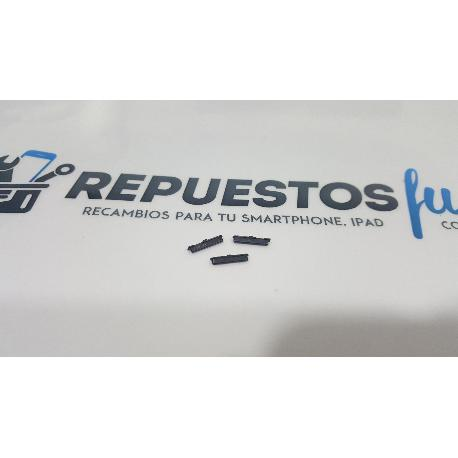 BOTONES DE CARCASA ORIGINAL PARA GROWING G8 GMO50Q8DB - RECUPERADO