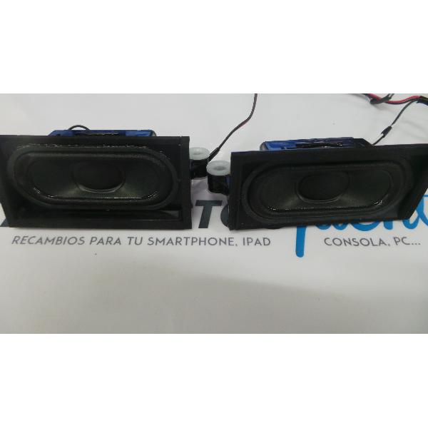 SET DE ALTAVOCES BUZZERS TV SONY KDL-40RD450 1-859-166-11