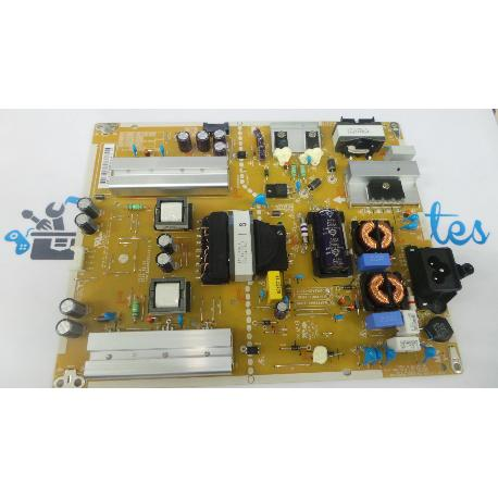 FUENTE DE ALIMENTACIÓN POWER SUPPLY TV LG 55LF630V-ZA EAX66203101(1.7) REV2.0