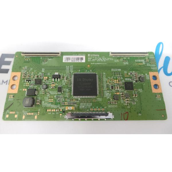 PLACA T-CON BOARD TV PHILIPS 49PUH4900/88 6870C-0535B