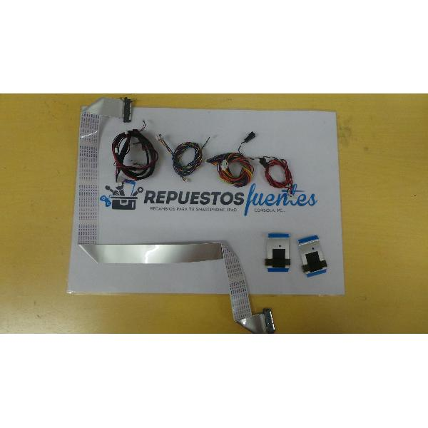 SET DE CABLES TV PHILIPS 49PUH4900/88