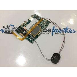 PLACA BASE ORIGINAL PARA SUNSTECH TAB109QC - RECUPERADA