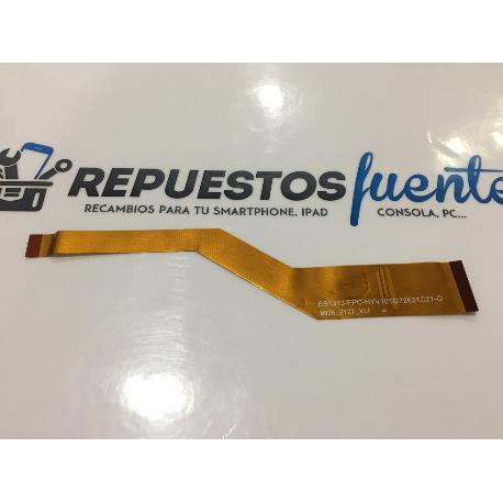 FLEX DE LCD DISPLAY ORIGINAL PARA SUNSTECH TAB109QC - RECUPERADO