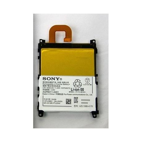Bateria Original Sony Xperia Z1 C6902 L39h