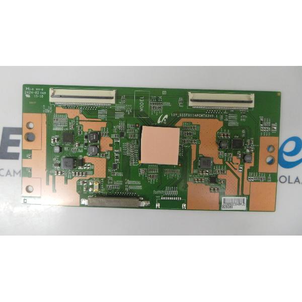 PLACA T-CON BOARD TV SONY KD-55X8005C 15Y_S55FU1APCMTA3V0.1