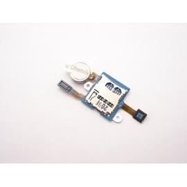 Flex Lector Tarjeta SD + Vibrador Samsung Galaxy P5200 P5210