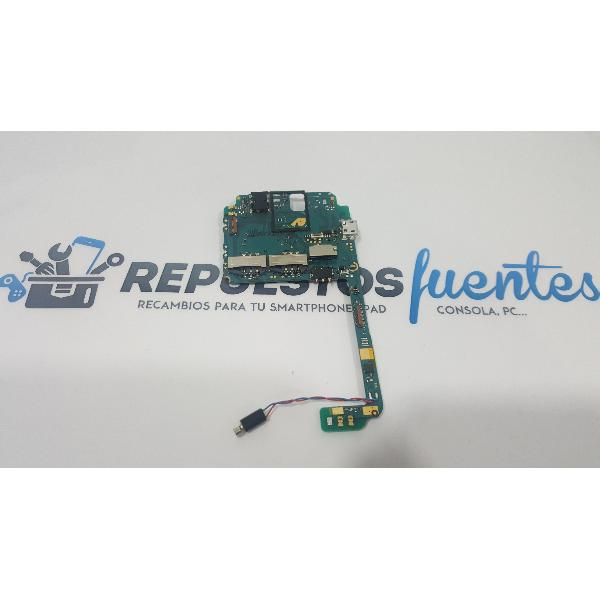 PLACA BASE ORIGINAL PARA BQ AQUARIS 3.5 - RECUPERADA