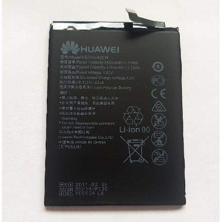 BATERIA HB386589CW ORIGINAL PARA HUAWEI P10 PLUS DE 3750MAH
